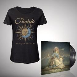 Solstafir - Bundle 8 - Double LP gatefold + T-shirt bundle (Femme)