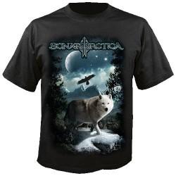 Sonata Arctica - The Days of Wolves - T-shirt (Men)
