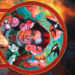 Sonisk Blodbad - Electric Mirror - CD DIGIPAK
