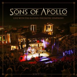 Sons Of Apollo - Live With The Plovdiv Psychotic Symphony - 3CD + DVD + Blu-ray earbook