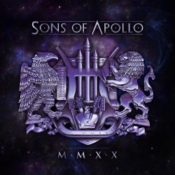 Sons Of Apolllo - MMXX - 2CD DIGIBOOK
