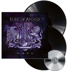 Sons Of Apollo - MMXX - Double LP Gatefold + CD