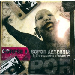 Sopor Aeternus - Like a Corpse standing in Desperation - part 1 - CD
