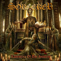 Sorcerer - Lamenting Of The Innocent - CD DIGIPAK