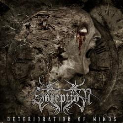 Soreption - Deterioration of Minds - CD