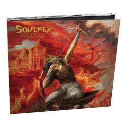 Soulfly - Ritual - CD DIGIPAK