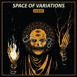 Space Of Variations - XXXXX - CD EP
