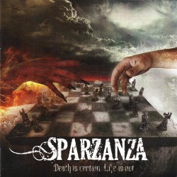 Sparzanza - Death Is Certain, Life Is Not - LP GATEFOLD + CD