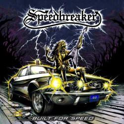 Speedbreaker - Built For Speed - CD DIGIPAK