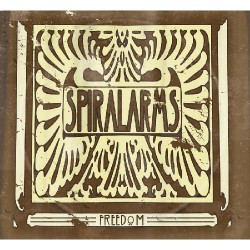 Spiralarms - Freedom - CD DIGIPAK