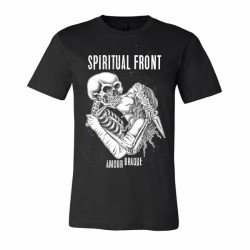 Spiritual Front - Amour Braque - T-shirt (Homme)