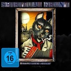 Spiritual Front - Rotten Roma Casino - CD + DVD Digipak