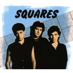 Squares - Squares - CD DIGIPAK