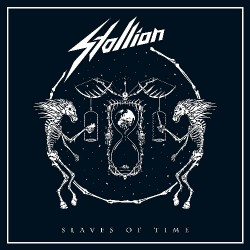Stallion - Slaves Of Time - LP Gatefold Coloured