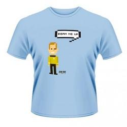 Star Trek - Kirk Talking Trexel - T-shirt (Men)