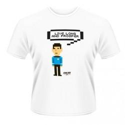 Star Trek - Spock Talking Trexel - T-shirt (Men)