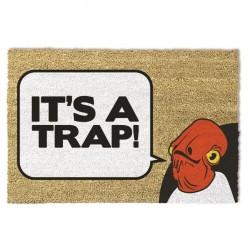 Star Wars - It's A Trap! - DOORMAT