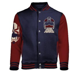 Star Wars - X-Wing Squadron - Baseball Jacket (Men)