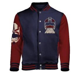 Star Wars - X-Wing Squadron - Baseball Jacket (Men)
