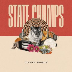 State Champs - Living Proof - CD SLIPCASE