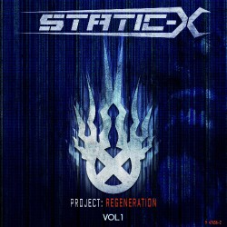 Static-X - Project Regeneration Volume 1 - LP Gatefold