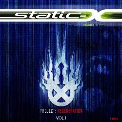 Static-X - Project Regeneration Volume 1 - LP Gatefold Coloured