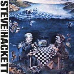 Steve Hackett - Feedback '86 - CD DIGIPAK
