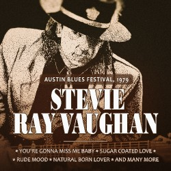 Stevie Ray Vaughan - Austin Blues Festival 1979 - CD