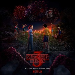 Stranger Things - Soundtrack from the Netfl ix Original Series, Saison 3 - CD