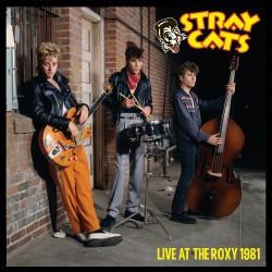 Stray Cats - Live At The Roxy 1981 - LP Gatefold
