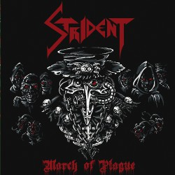 Strident - March Of Plague - CD