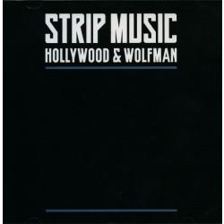 Strip Music - Hollywood & Wolfman - CD