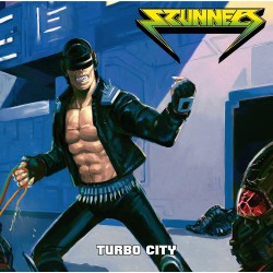 Stunner - Turbo City - CD