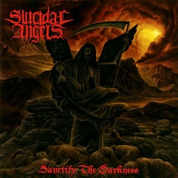 Suicidal Angels - Sanctify The Darkness - LP Gatefold
