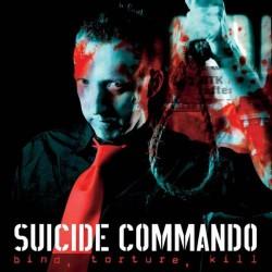 Suicide Commando - Bind, torture, kill - CD