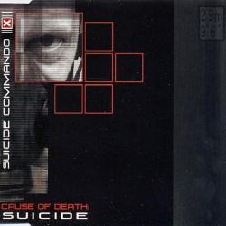 Suicide Commando - Cause Of Death - CD single