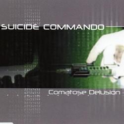 Suicide Commando - Comatose delusion - Maxi single CD