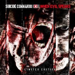 Suicide Commando - When Evil Speaks LTD Edition - 2CD DIGIPAK