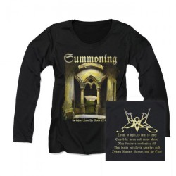 Summoning - As Echoes From The World Of Old - LONG SLEEVE (Homme)