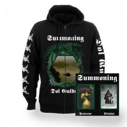 Summoning - Dol Guldur - Hooded Sweat Shirt Zip (Homme)