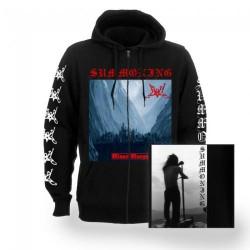 Summoning - Minas Morgul - Hooded Sweat Shirt Zip (Homme)