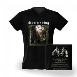 Summoning - Old Mornings Dawn - T-shirt (Femme)