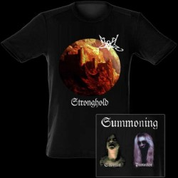 Summoning - Stronghold - T-shirt (Homme)