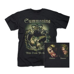 Summoning - With Doom We Come - T-shirt (Homme)
