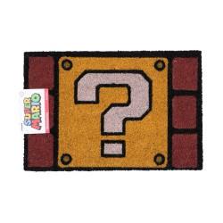 Super Mario - Question Mark Block - DOORMAT