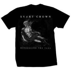 Svart Crown - Witnessing The Fall - T-shirt (Men)