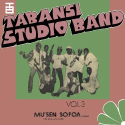 Tabansi Studio Band - Wakar Alhazai Kano - Mus'en Sofoa - DOUBLE LP Gatefold