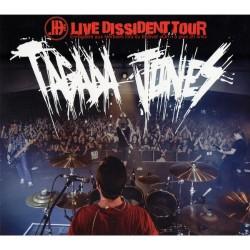 Tagada Jones - Live Dissident Tour - CD DIGIPAK
