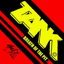 Tank - Breath of the Pit - CD