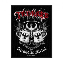 Tankard - Alcoholic Metal - Patch